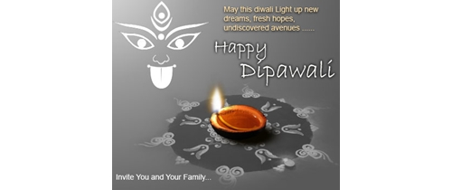 This Diwali  you all  are invited