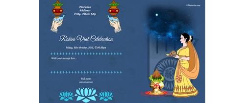 Rohini Vrat Celebration