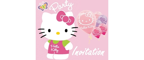 Please attaend oure Kitty Party