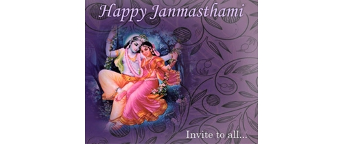let's celebrate janmashtami