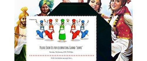 Grand Lohri Celebration