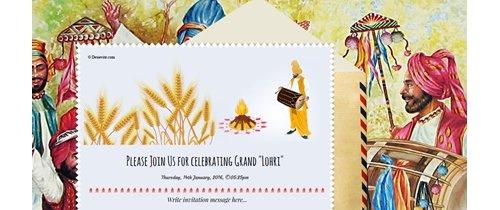 Celebrating Lohri