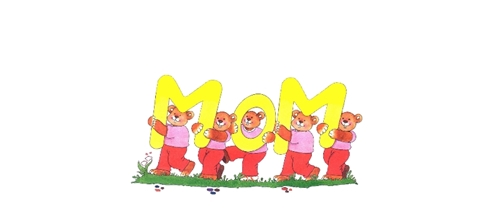 Mom day let's a celebrate