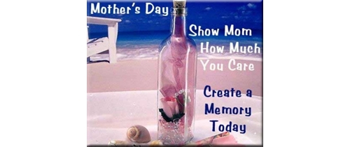 Create a memory today just becouse mom day