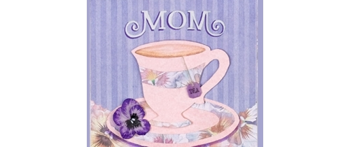 lets a tea party on Mother's day