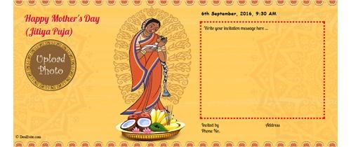 celebrate Jitia Puja