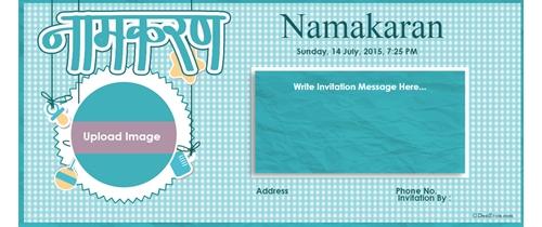 Naming ceremony/Namkaran