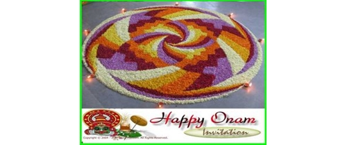 Great Onam Celebrations