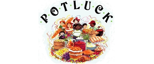 let's a celebrate Potluck party