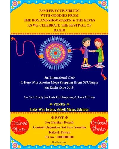 rakhi-expo-invitation-card
