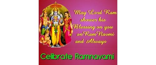 Celebrate Ramnavami