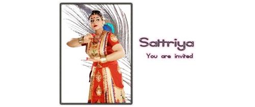 Sattriya Invitation