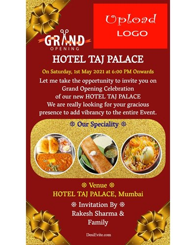 snack-center-and-hotel-opening-e-card