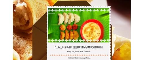 Celebrate Sankranti with kites