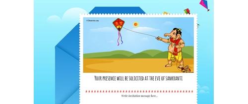 Celebrate Sankranti festivals with kites  please join us