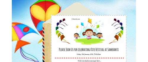 Sankranti - Kite festival