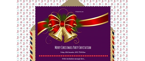 Invite all our Christmas party