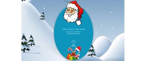 Celebrate Merry Christmas eve