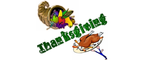 We invite you for Thanksgiving Feast