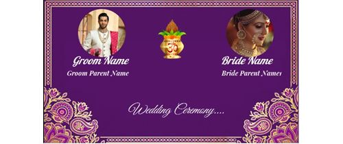 Free Indian Invitation Cards Maker and Online Invitations with RSVP – Indian Invitation Card