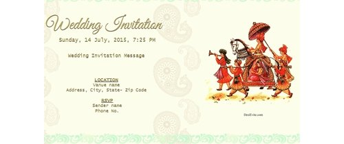 You are cordially invited to celebrate the Wedding ceremony