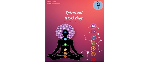 Spiratual Workshop/Yoga Day