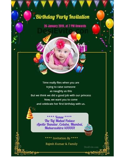 1st-Birthday-Invitation-Card-Balloon-Cake