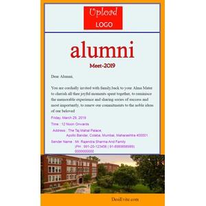 alumni-meet-invitation-card-with-logo-and-photo