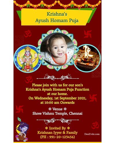 ayush-homam-puja-invitation-card
