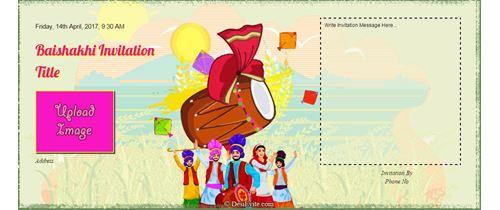 Warm wishes on the festival of Baisakhi!