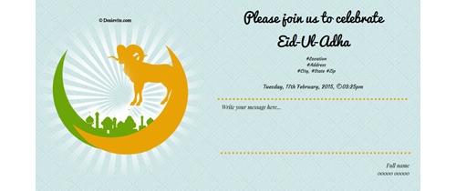 Celebrating Eid-Ul-Adah