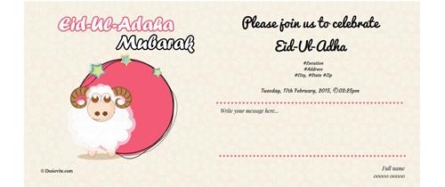 Come and Enjoy Eid-Ul-Adaha