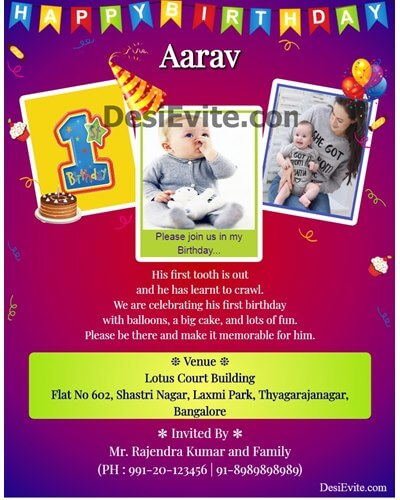 birthday-invitation-card-with-3-photos