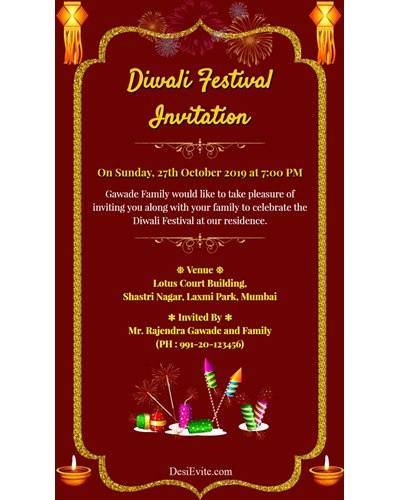 dipawali-invitation-ecard