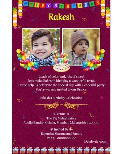 indian-western-birthday-invitation-card