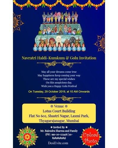 navratri-golu-haldi-kumkum-card-with-photo